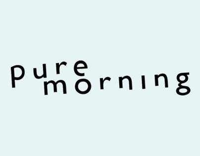 Música - Pure Morning XXXIII (selección de muestra)