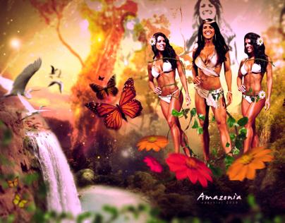 """""""Amazonia"""" by Eddybiel"""