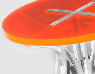 PLUS Stool/Table