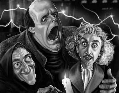 Movies Caricatures