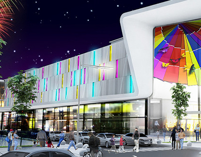 Corall Mall - Constanta, RO