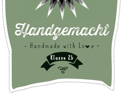 Handgemacht - Handmade with Love