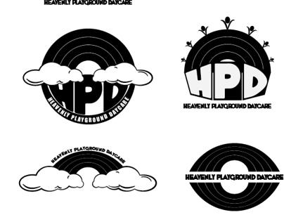 Heavenly Playground Daycare - Logo