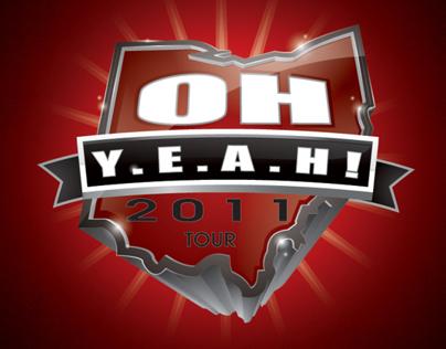 O.H. Yeah Tour - Flyer