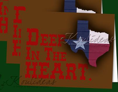 Texas Proud Notecards
