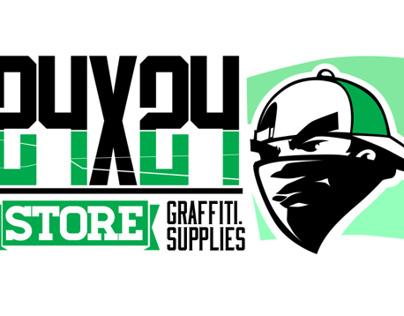 """""""24x24 shop"""" logo"""