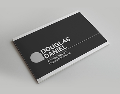 Portfolio Design A5