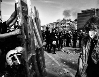 Gezi Park - Istanbul uprising