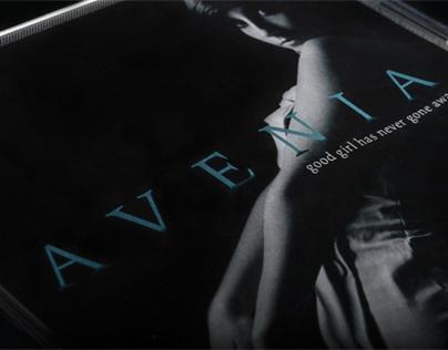 Progetto cover CD // AVENIA