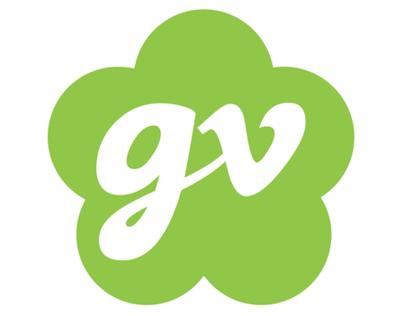 Logo design - GV