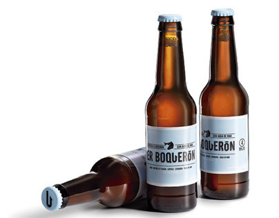 Er Boqueron - Spanish Beer