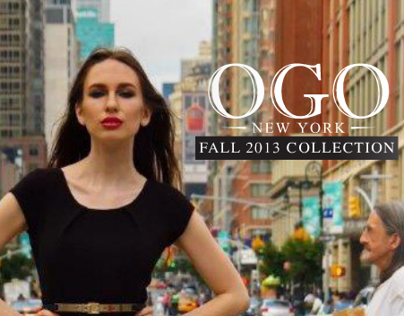 Look Book: OGO Fall Collection
