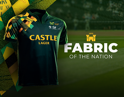 Castle Lager's Fabric of the nation