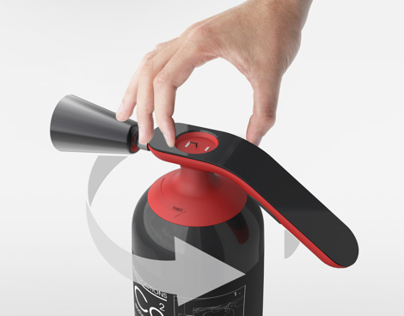 FireArc Instantaneous Fire Extinguisher