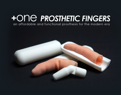 Functional Prosthetic Fingers