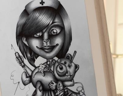 L'infirmière sadique