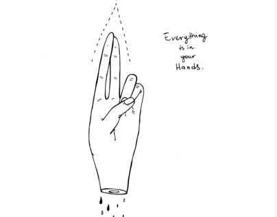 Everything is in your hands