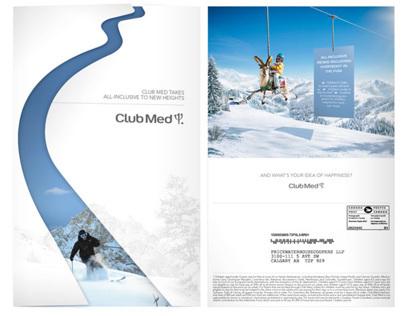 DM - Club Med & Poste Canada