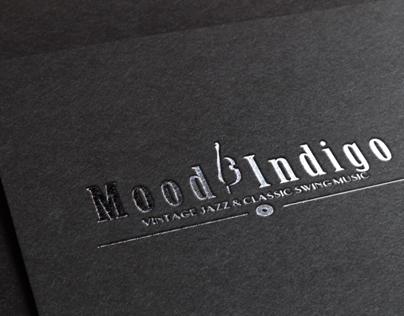 Mood Indigo Jazz Band - Logo