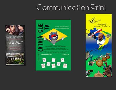 Communication Print