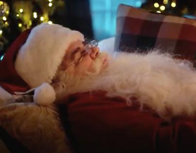 tv # provident: santa claus