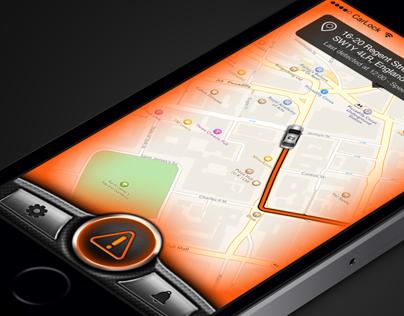 CarLock App