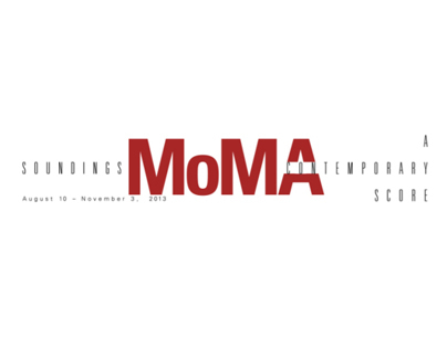 Motion For MoMA Sound Exhibition
