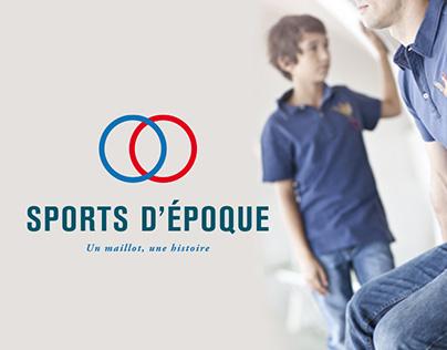 SPORT D'EPOQUE - E-commerce website