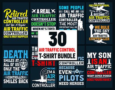 Air Traffic Control T Shirt Bundle