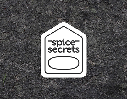 Society Spice Secrets | Branding