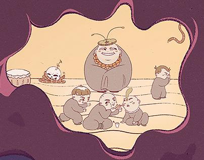 Treehouse of mischief