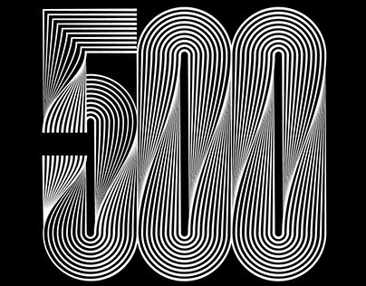 500 Logo - Fortune Magazine