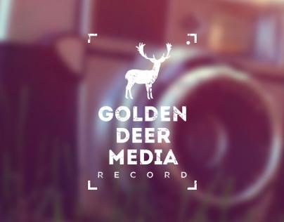Golden deer media record