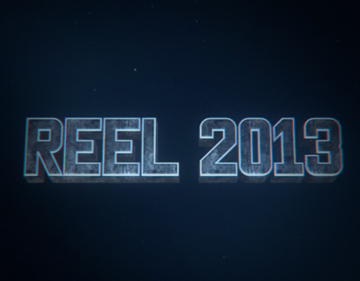 Motion graphic demoreel 2013