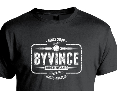Byvince - T-shirt Design