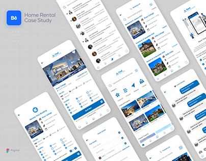 BD Home Rental App - UX/UI Case Study