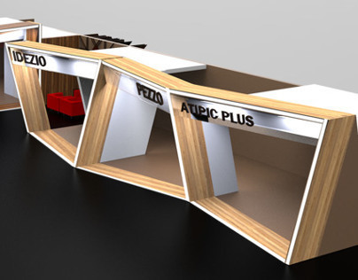 Furniture Exhibition Stand