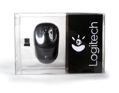 Structural Packaging: Logitech Mouse