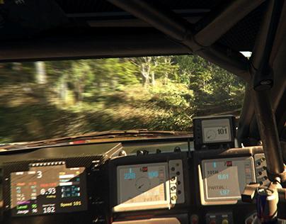 Redbull - Dakar Experience