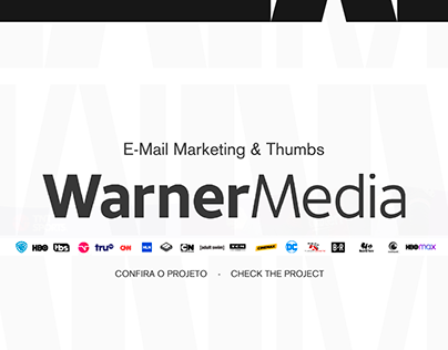 Warner Media - E-mail Marketing & Thumbs