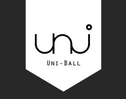 Uniball Rebrand