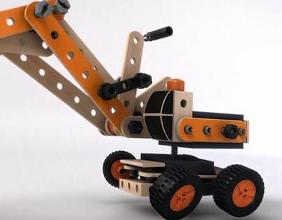 BRIO - Builder construction