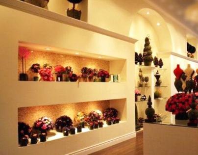 Violet Flower Shop