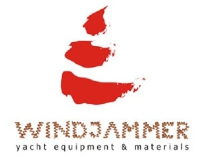 Logo supplier of yacht equipment.