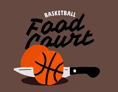 Basketball Food Court