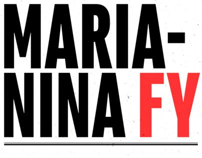 MARIANINA FY