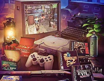 Playstation 1 - Resident Evil 3
