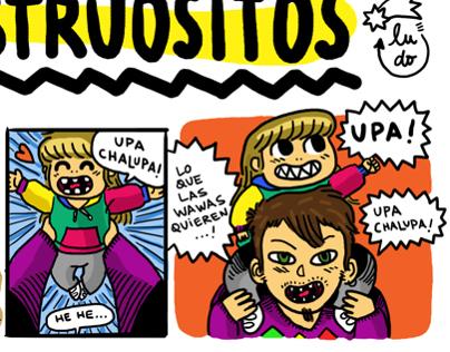monstruositos | little monsters