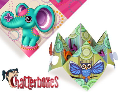 'Chatterboxes' - 'Velvetine'