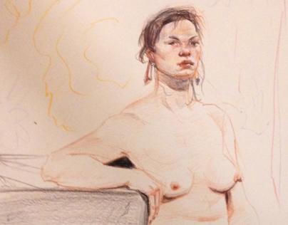 Model Sketches 2013